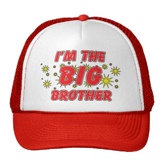 I m The Big Brother Trucker Hat