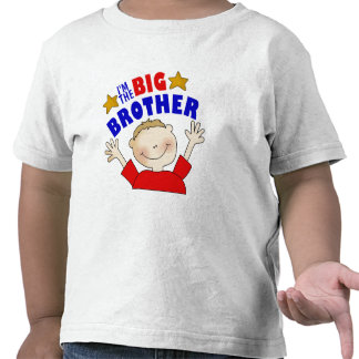 I m The Big Brother Toddler T-Shirt