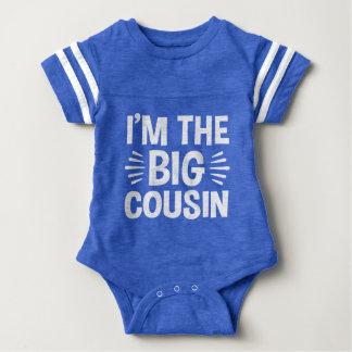 I'm The Big Cousin Baby Bodysuit