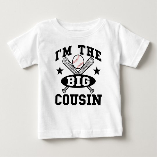 I'm The Big Cousin Baby T-Shirt