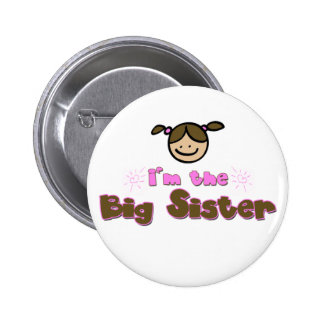 I m the Big Sister Button