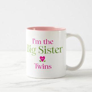 I m the Big Sister to be Mug
