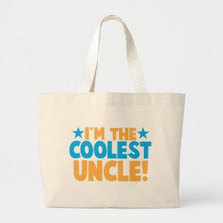 I m the Coolest Uncle Bag