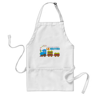 I m the cutest Lil Brother Apron