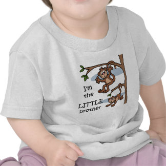 I m the Little Brother t-shirt