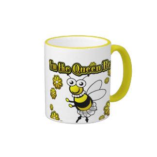 I m the Queen Bee mug