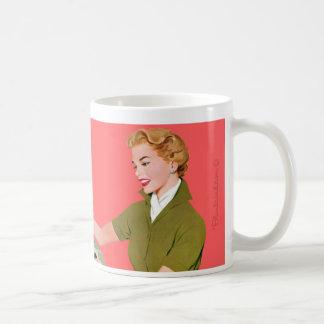 I m too pretty for a cubicle mug