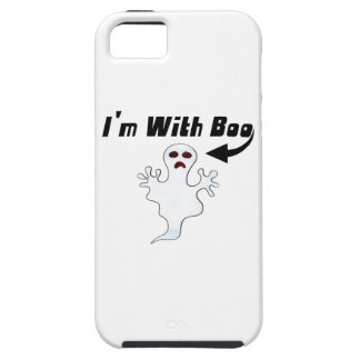 I'm With Boo iPhone 5 Covers