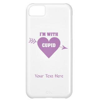 I'M WITH CUPID custom cases iPhone 5C Case