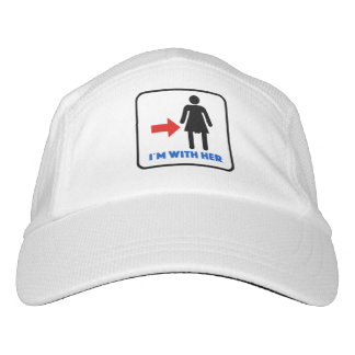 i`m with her hat