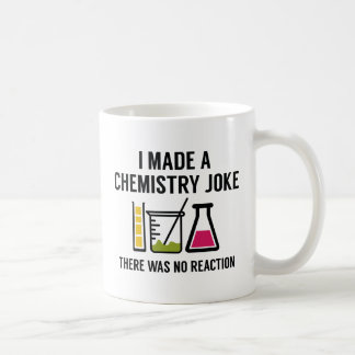 I Made A Chemistry Joke Coffee Mug