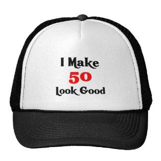 I make 50 look good cap