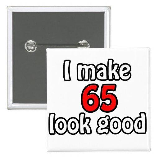 I make 65 garlic good pins