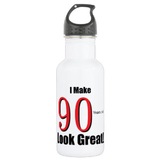 I make 90 Years old Look Great!! 532 Ml Water Bottle
