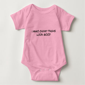 I Make Chunky Thighs Tee Shirt