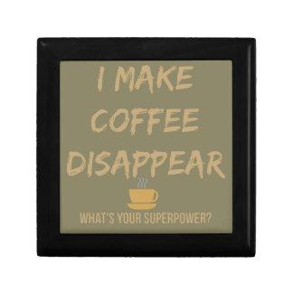 I Make Coffee Disappear Gift Box