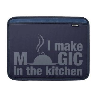 """I Make Magic custom 13"""" MacBook sleeve"""