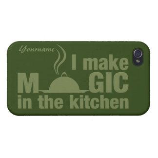 I Make Magic custom cases iPhone 4/4S Cover