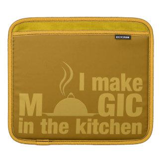 I Make Magic custom iPad sleeve