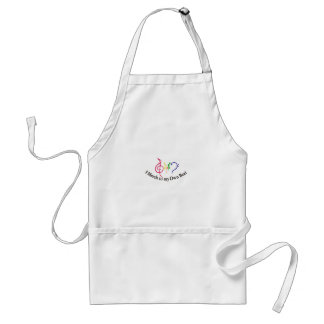 I March to My Own Beat Standard Apron