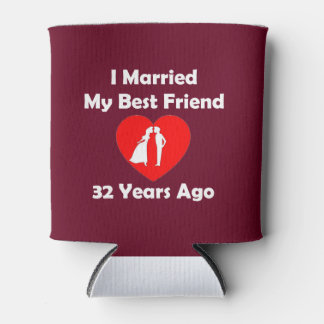 Wedding Gift 32 Years : 32nd Wedding Anniversary GiftsT-Shirts, Art, Posters & Other Gift ...