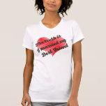 I Married My Best Friend Custom Print Tshirts