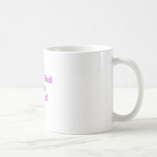 I Married My Hero Basic White Mug