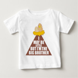 I may be little but I am the Big Brother Baby T-Shirt