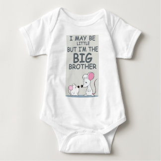 I may be little but I am the Big Brother Shirts