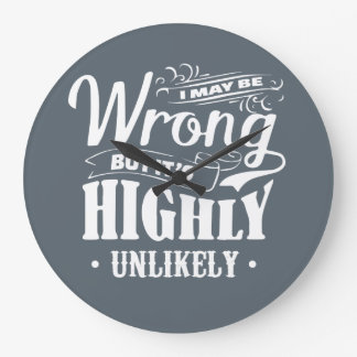 I may be wrong but it's highly unlikely wall clock