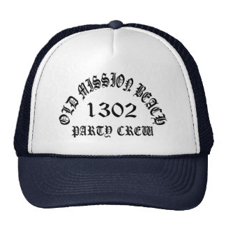 I MB 1302 Trucker Hat