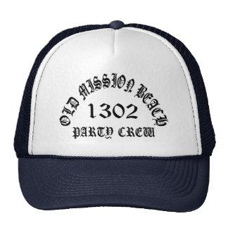 I MB 1302 Trucker Hat