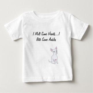 I Melt Some Hearts...I Bite Some Ankles Baby T-Shirt