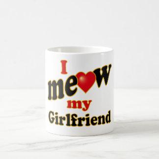 I Meow My Girlfriend Coffee Mug