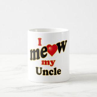 I Meow My Uncle Coffee Mug
