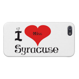 I miss heart Syracuse New York IPhone Case iPhone 5 Covers