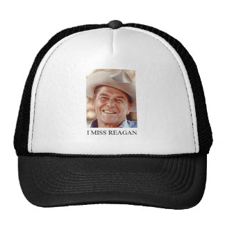 I MISS REAGAN CAP