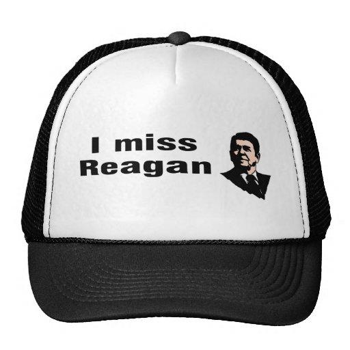 I Miss Reagan Mesh Hat
