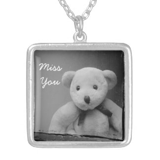 """""""I Miss You"""" Necklace"""