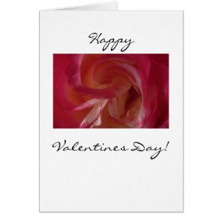 I Miss You Valentine Greeting Card
