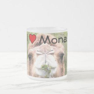 I ♥ Mona Coffee Mug