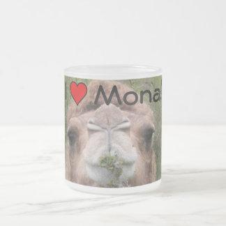 I ♥ Mona! Coffee Mugs