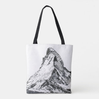 I Move Mountains tote bag