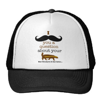 i mustache you a question about your honey badger cap