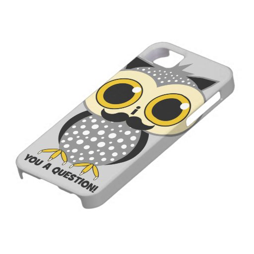 I mustache you a question iPhone 5 covers
