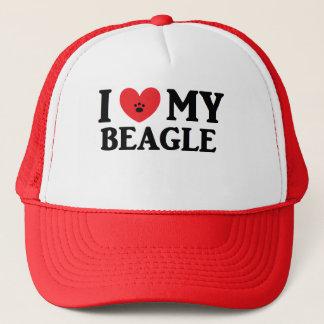 I ♥ My Beagle Trucker Hat
