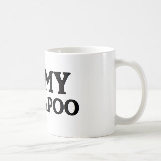 I ♥ My Cockapoo Basic White Mug