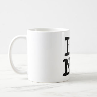 I ♥ NC Coffee Mug