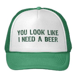 I Need A Beer Cap