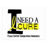 I Need A Cure 1 Endometriosis